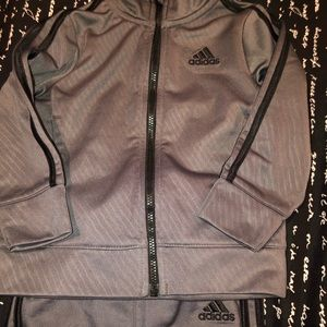 Adidas Sweatsuit Toddler 18 months - Like new